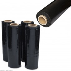 STRETCH FILM ΜΑΥΡΟ 50cm 2kg 23mic